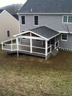 Trex Deck Design Ideas find this pin and more on backyard ideas trex decking Trex Deck