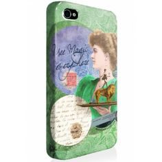 "SALE ! Coque iPhone ""I see Magic"" - Les broutilles"