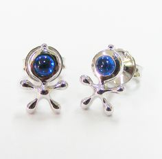 """Little astronauts earrings"" (3082-01) 