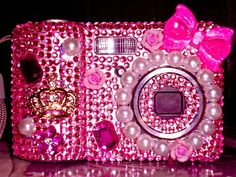 I need to bling out my camera!