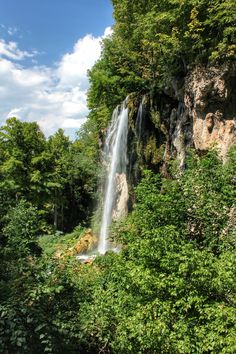 Falling Springs Falls, Covington Va
