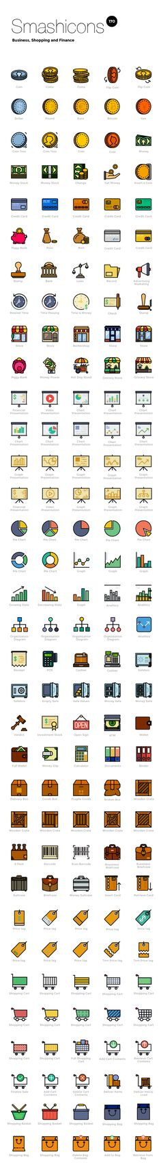Have a nice week, friends! Let's see what we have for you today? This is a set of 170 business free retro icons that you can customize the colors and the stroke width, each icons is fully-scalable. They're available for Illustrator and Sketch. Check them out and use them in your next project to make it more outstanding!!!