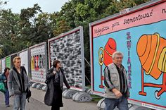 20th July art on billboards