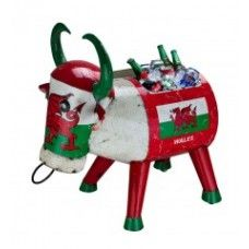Wales Rugby Football Drinks Cooler Ideal Gift Present Garden Ornament XMAS Garbage Can Shed, Bin Store, Bucket Gardening, Christmas Gifts, Christmas Ornaments, Merry Christmas, Xmas, Oil Drum, Contract Furniture