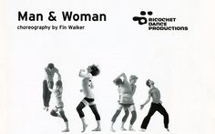 Man and Woman - John Napier Stages