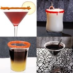 And most importantly: the drinks!