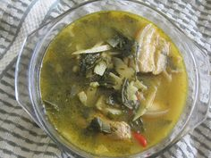 roselle leaves soup