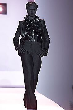 Viktor & Rolf | Fall 2001 Ready-to-Wear Collection | Style.com