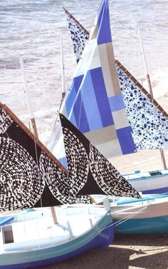 sails to dye for