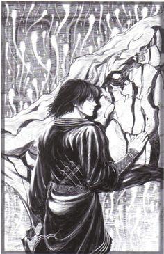Drakengard 2 - Caim & Angelus