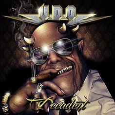 Decadent:   U.D.O. are the epitome of German metal! The band around iconic vocalist Udo Dirkschneider (ex-Accept) has just completed their 15th studio album, titled 'Decadent'. Once again U.D.O. combines powerful, traditional heavy metal with an up-to-date sound. Following 2013's 'Steelhammer' album, 'Decadent' surprisingly raises the bar by another notch and became one of U.D.O.'s finest works ever. The album was produced by Udo Dirkschneider and Mattes Pfeiffer (Redhead Audio Product...