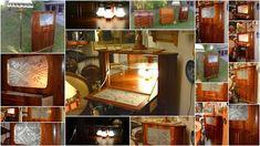 ReTro ToM Tom's Furniture World TOMANIA Retro Design, Vintage Designs, Retro Furniture, Furniture Design, Vintage Writing Desk, Norway Design, Hall Mirrors, Vintage Office, Cabinet Design