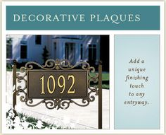 Decorative Plaques Icon