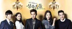 The Heirs Lee Min Ho, Park Shin Hye and Kim Woo Bin
