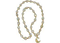 Radiance Lunar Moonstone Necklace