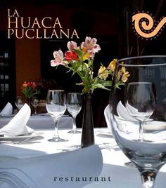 Título: La Huaca Pucllana restaurant / Ubicación: FCCTP - Gastronomía - Tercer piso / Código: G/PE 647.95 H8