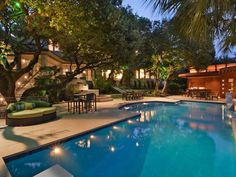 #Swimming pool and outdoor living