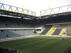 'Signal Iduna Park'.  # Dortmund, Alemanha.