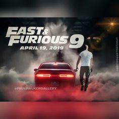 #fanmadeposter #fastandfurious9 #f9 #FastFamily #vindiesel #dominictorreto #fastandfurious - Suraj Shukla (@paulwalkergallery)