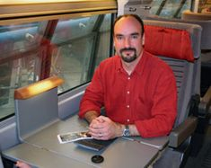 """All Things About Train Travel // Check out """"Who is the Man in Seat Sixty-One?"""""""