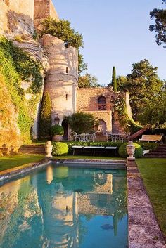 La Carmejane, Eagles Nest Garden, Luberon, Provence