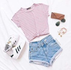 adidas, outfit, sunglasses, white and black, pink or purple