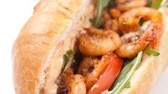 Ülker İçim - İçimden Yemek Geldi | Tarifler - Karidesli Baget Sandviç