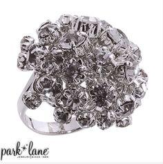 Diamond Cascades Ring! #10834 Retails $99 sz 6-10