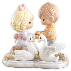 Your Love Gives Me Wings - FIGURINES