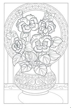 Coloring Pages Mandala White Rabbit Coloring Pages Printable Adult Coloring Pages, Cute Coloring Pages, Flower Coloring Pages, Mandala Coloring Pages, Coloring Books, Coloring Sheets, Mandala Drawing, Colorful Pictures, Drawings