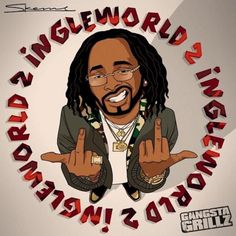 """Skeme (@Skeme) – Ingleworld 2 [Mixtape]- http://getmybuzzup.com/wp-content/uploads/2015/06/Skeme_Ingleworld_2-front-large-650x650.jpg- http://getmybuzzup.com/mixtape-skeme-ingleworld-2/- New mixtape project from Skeme called """"Ingleworld 2"""" hosted byDJ Drama and Don Cannon.Enjoy this audio stream below after the jump. Follow me:Getmybuzzup on Twitter