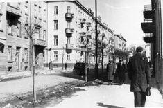Chopina, 1944 źródło: rodzina płk. E.Czaplińskiego Street View, Poland