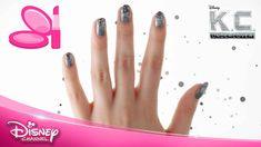 K.C. Undercover   Nail Art Tutorial: K.C.   Official Disney Channel UK
