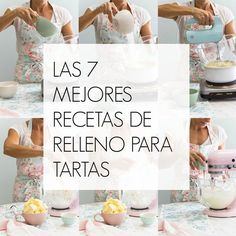 Cocina – Recetas y Consejos Frosting Recipes, Cake Recipes, Dessert Recipes, Fondant Cakes, Cupcake Cakes, Cake Fillings, Sweets Cake, Baking Tips, Mini Cakes