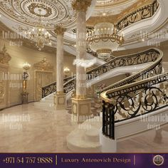 Brilliant hall design idea!Luxury Antonovich Design represents the best solutions for your home!Rely on real professionals! Contact us for more information! +971 50 607 2332 +971 55 999 4994 +971 54 757 9888 +971 4 551 3144 More projects at the website: www.antonovich-design.ae Send us messages!