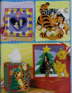 Winnie the Pooh Celebrate the Holidays  inside page
