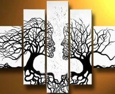 Illusion Wall Art #Anthropologie #PinToWin