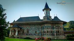 Sucevita Painted Monastery - UNESCO site