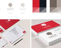 Branding | Great Prime Investments Design Campaign, Behance, Personal Branding, Good People, Investing, Graphic Design, Personal Identity, Visual Communication
