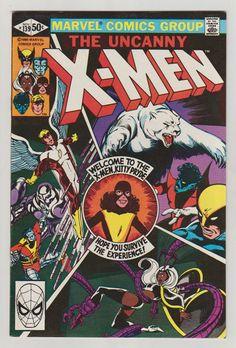 Uncanny X-men Vol 1 139 Bronze Age Comic by RubbersuitStudios #xmen #kittypryde #comicsforsale