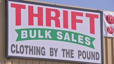 Houston gets its first Bulk Thrift Store Shop ... Clothing by the Pound for Cheap! ABC13 for all the details!