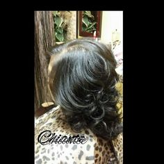 No chemicals washn styled