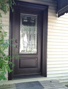 Front Entry Custom Entrance Fiberglass Exterior Doors - Front Entry Doors Toronto