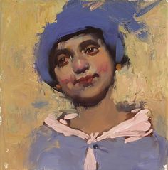 "Milt Kobayashi ""A Very Nice Young Girl"" - Morris & Whiteside Galleries"