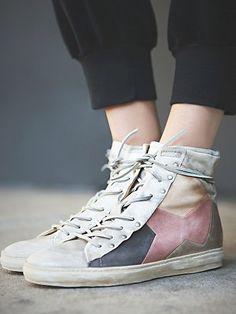 Free People Sabin Sneaker