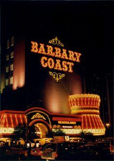 Barbary Coast. Las Vegas. '93.  Photo by Steve Golse.