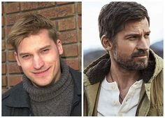 Cast of Games of Thrones: Then and Now | CBNewser  #Nikolaj Coster-Waldau