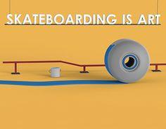 "Check out new work on my @Behance portfolio: ""Skateboarding is Art | Speed Art | Grafics"" http://be.net/gallery/37459039/Skateboarding-is-Art-Speed-Art-Grafics"