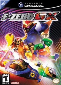 F-Zero GX for the Gamecube.