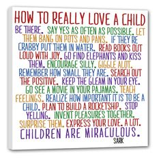 Holiday Gift Personalized Nursery Quote on Custom Canvas Gift for Parents with your words or poems or sayings canvas art Great Quotes, Quotes To Live By, Me Quotes, Inspirational Quotes, Mommy Quotes, Qoutes, For Elise, Nursery Quotes, Kids And Parenting